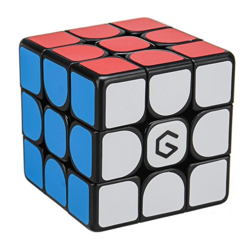 59c8b2fb0a 1x Xiaomi Giiker M3 mágneses rubik kocka 3x3x3 Élénk szín