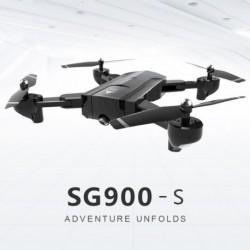 1x Légi jármű UAV intelligens nagyfelbontású kamera 1080P kijelző távvezérelt jármű GPS