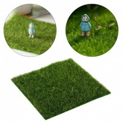 1x DIY miniatűr kert mikro táj dísz dekoráció dollhouse babaház kézműves kiegészítők moha