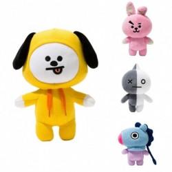 1x 30CM KPOP BTS plüss játék BT21 nyúl kutya ajándék
