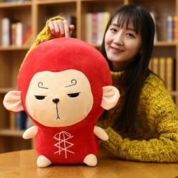 1x Aranyos Hwayugi Odyssey majom plüss lágy játék 50cm