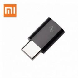 Xiaomi USB C-típusú adapter Micro USB-hez USB-hez 3.1 Type c  csatlakozó gyors töltő