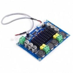 120W * 2 Digitális Bluetooth 4.0 audió vevő erősítő Akril tok