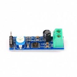LM386 DC 5V-12V mini mikro audió erősítő modul mono AMP modul HIFI DIY