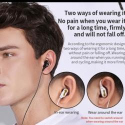 1x 3,5 mmMic fülhallgató fejhallgató