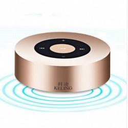1x Keling A8 vezeték nélküli Bluetooth hangszóró Iphone Android MP3 32G TF kártya Mini hangszóró