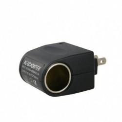 110V - 240V AC csatlakozó 12V DC autós szivargyujtó átalakító aljzat adapterhez