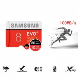 SAMSUNG EVO PLUS 16 GB Micro SD memóriakártya UHS-1 SDXC C10 100Mb / s