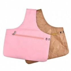 1x Kötés táska fonal táska szervező - hordozható vászon