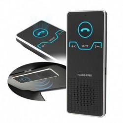 Bluetooth kihangosító Autókészlet Vezeték nélküli hang klip az intelligens telefonhoz