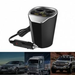 Vezeték nélküli Bluetooth FM adó rádióadapter Autókészlet 5V 2.1A USB töltő