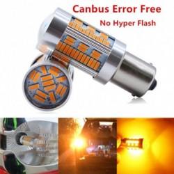 1db Canbus 1156 BAU15S / BA15S Led 4014SMD 105  irányjelző izzó