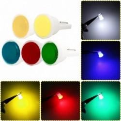1db kerámia Autó belső LED LED T10 COB W5W 168 Ékszeres ajtó eszköz oldalsó izzó lámpa autó fény