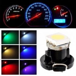 10db T4.2 autó  5050 1 SMD LED automata műszerfal lámpa fürt izzó