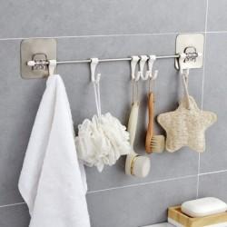 1x konyhai fürdőszobai tároló akasztó fogas