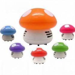 1x Aranyos Mini gomba asztali mikro  légtisztító