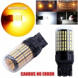 1db T20 7440 LED izzó 3014 144smd CanBus No Err
