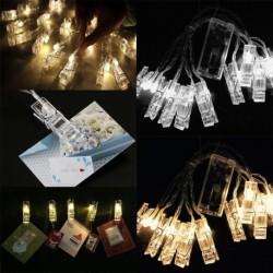 1x 5M 50 LED karácsonyi esküvői dekoráció lámpa világítás