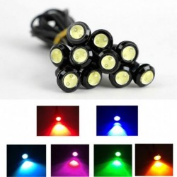 1db Eagle Eye LED 9W 23mm 5730 izzó Fehér motoros biztonsági mentés lámpa