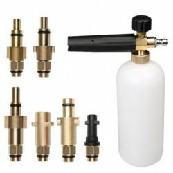 1L Szappanhab Nagynyomású generátor Habosító permetező Autó hómosó spray Szabályozható