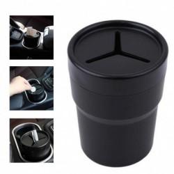 Autó mini tolltartó doboz érme  Mount szemétkosár Auto tartók Cup Candy tartók