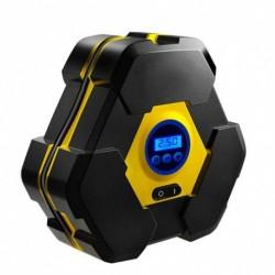 12V hordozható autó gumiabroncs Digitális szivattyú légkompresszor gumiabroncs inflátor 150PSI