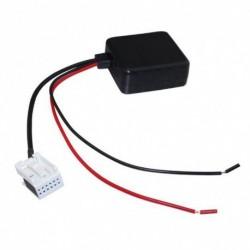 Bluetooth rádió sztereó AUX adapter adapterben   BMW E60 E61 E62 MINI szűrő
