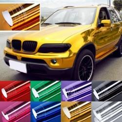 152x20cm DIY Autó teherautó PVC jég Vinyl Wrap test matrica ragasztó matrica filmlemez jármű