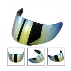 Arany. Motorkerékpár szélvédő sisak objektív visor teljes arcát illeszkedő AGV K1 K3SV K5