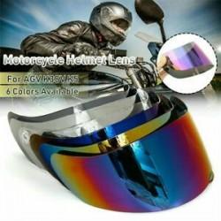 Egyértelmű. 1 x AGV K1 K3SV K5 motorkerékpár szélvédő sisak Lens Visor teljes arc