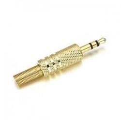1 X sztereó 3,5 mm-es fejhallgató / fülhallgató cseréje Audio jack dugaszoló csatlakozó