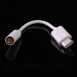 C USB -C - 3,5 mm-es fülhallgató fejhallgató N adapter csatlakozó Letv LeEco Le Max 2 Pro