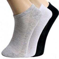 10 pár női férfi uniszexpamut boka sportzokni zokni
