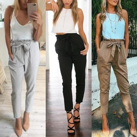 9a14d63588 1x női divatos nyári több színű alkalmi laza nadrág