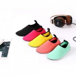 1pár Nyári női strand cipők Szabadtéri úszás Víz cipő