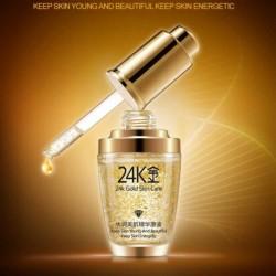 1x arc bőrápoló 24 k arany esszencia ránctalanító kollagén hidratáló hialuronsav folyadék 30ml