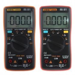 332bc98809 1x ANENG AN8008 True-RMS Digitális Multiméter AC DC Feszültség Ampermérő