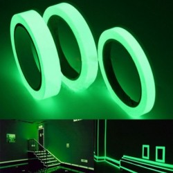 1,5 * 1m Fényes fluoreszkáló éjszaka öntapadós világítós matrica 3 színben