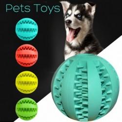 1x kutya macska labda kerek gumis játék