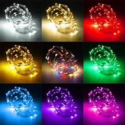 1,5 M 15 LED borosüveg tartó dizájn alakú éjjeli fény lakásdekoráció parti