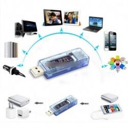 USB töltő orvos kapacitás idő aktuális feszültség detektor mérő akkumulátor teszter
