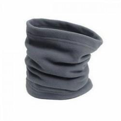 3 in 1 SNOOD Fleece sál Hood Balaclava nyak téli melegítő arcmaszk Beanie kalap