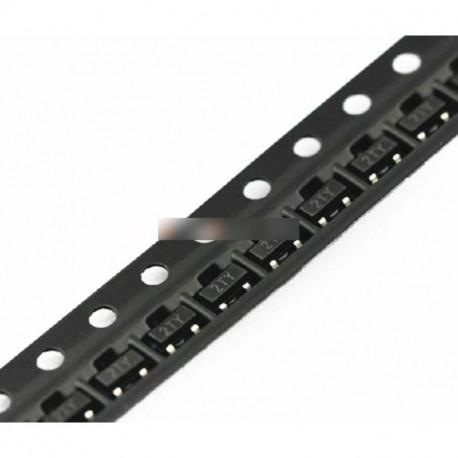 100DB SS8550 SOT-23 TRANS PNP IC 25V 1.5A SS8550 SOT-23