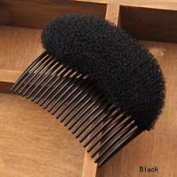 Új női divat hajformázó klip bun készítő Braid szerszám haj kiegészítők