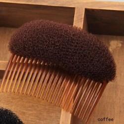 Kávé. Új női divat hajformázó klip bun készítő Braid szerszám haj kiegészítők