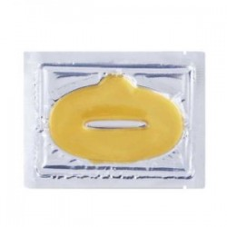 1 db. LIP MASKOK GOLD CRYSTAL COLLAGEN PATCH ANTI AGING öregedéskori nedvesítő lips maszk