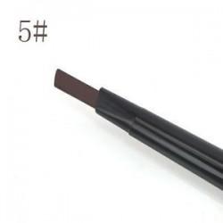 Sötét kávé. Vízálló szemhéj szemceruza szemöldök toll ceruza kefe smink kozmetikai eszköz