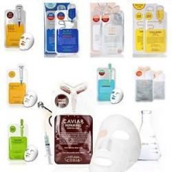 Koreai arcmaszk lap mély nedves arcmaszk csomag essence bőrápoló smink