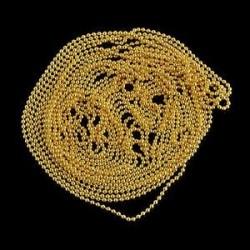 Arany színű - Gyöngy dísz körömhöz - műkörömhöz