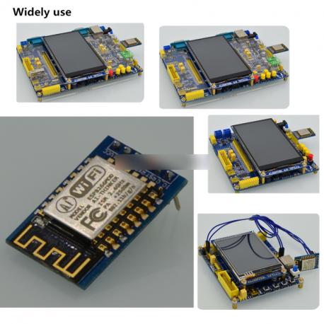 ESP8266 A WIFI STA UART / AP / STA AP vezeték nélküli modul STM32 driver  Arduino